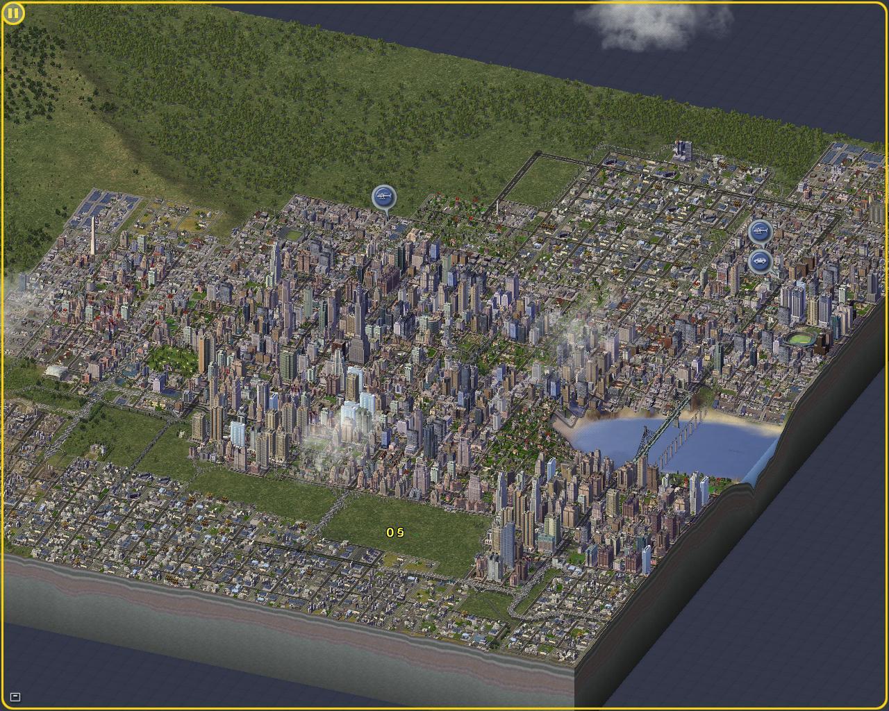 El urbanismo no es como jugar a Sim City