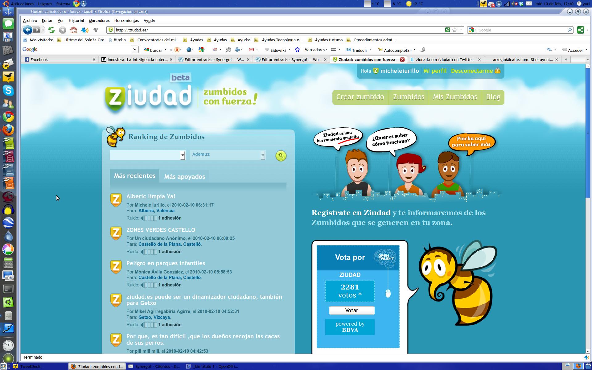 Los ciudadanos son clientes (2) Ziudad.com