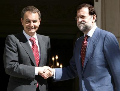 La imagen de Zapatero y Rajoy, en mínimos