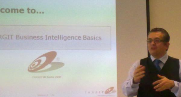 Nuevos cursos sobre la herramienta Targit BI en Sorolla Center (Valencia)
