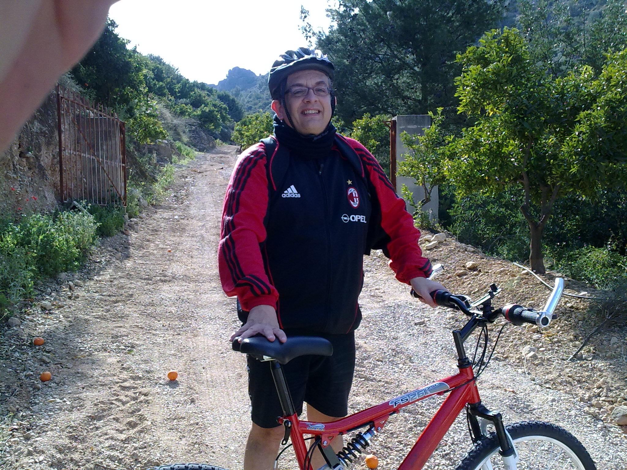 Bike: Alberic, Benimuslem, Guadassuar, Masalaves, Alberic 30 Km