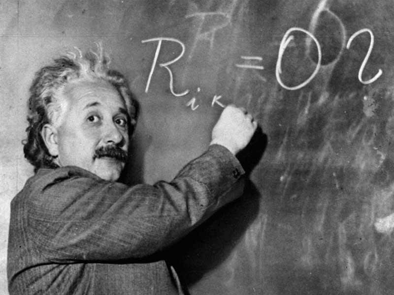 """Einstein y la Crisis: """"Sin crisis no hay viento, sólo brisa ligera"""""""