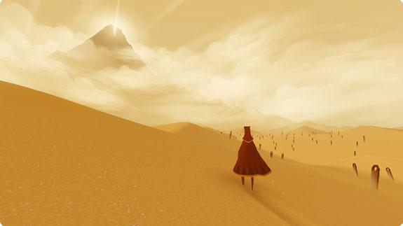 Videojuegos para las almas diseñados por Jenova Chen